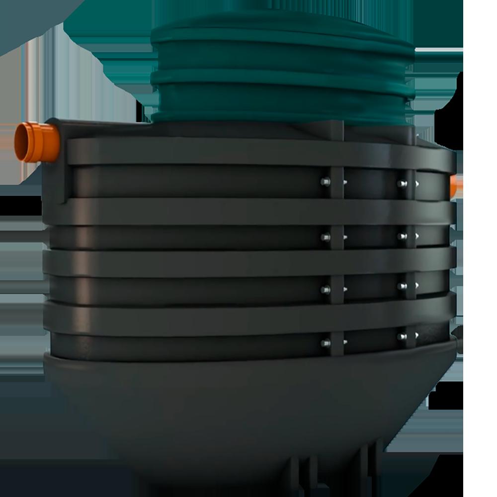 Автономная канализация (ЛОС)
