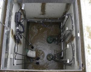 Автоматика внутри станции биологической очистки