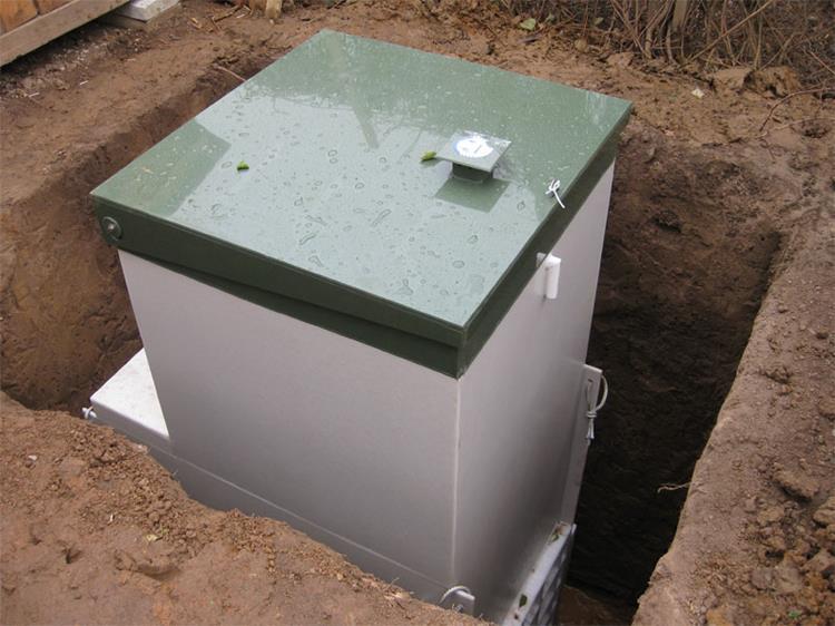 Септик Топас 8 устройство