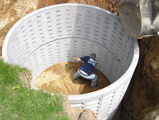 Выгребная яма как выбрать септик